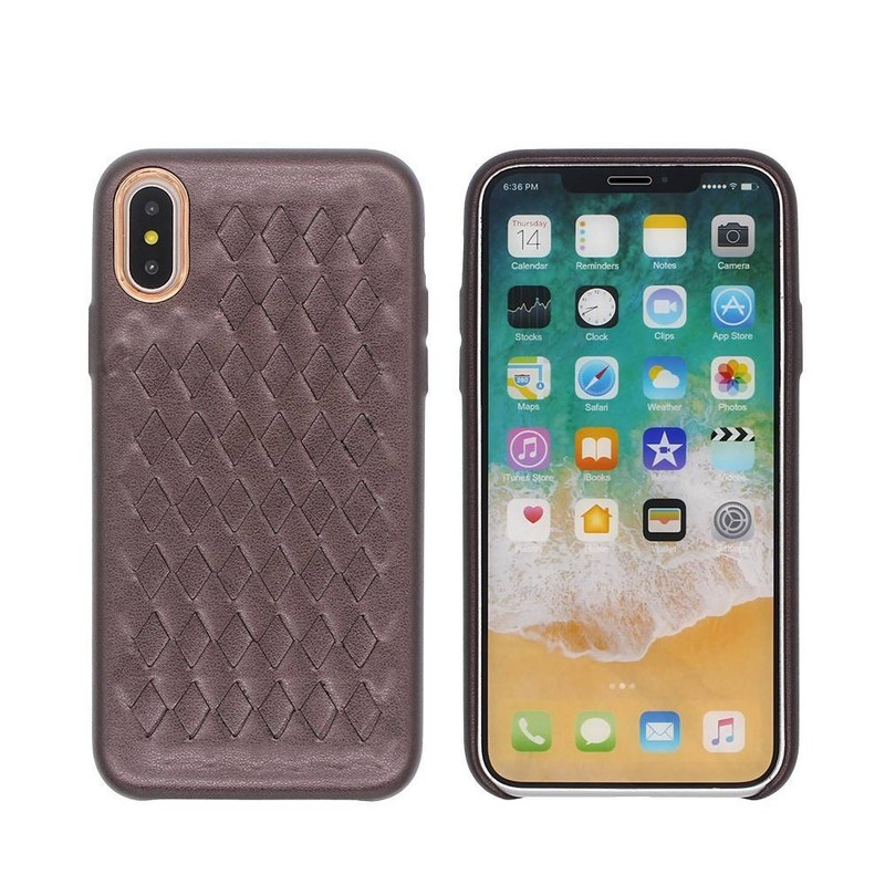 Funda de piel iPhone X Slim - Estuches para iPhone X al por mayor