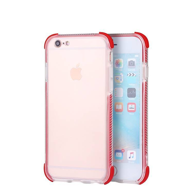 Anti-drop Clear Case for iPhone 6 Wholesale