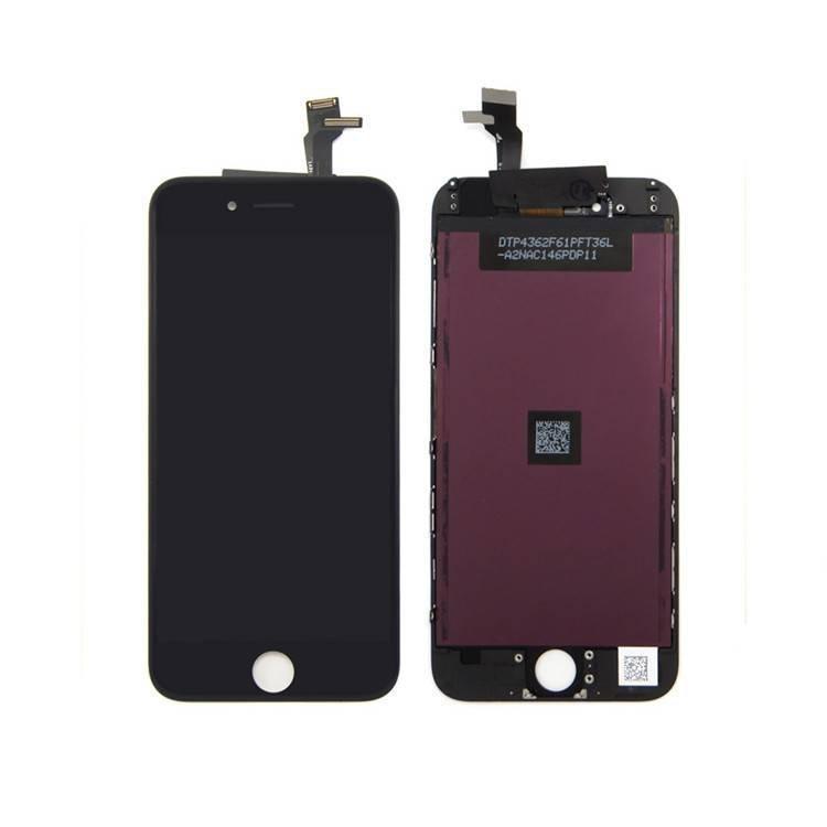 Pantalla LCD de fábrica al por mayor de la fábrica para el iPhone 6