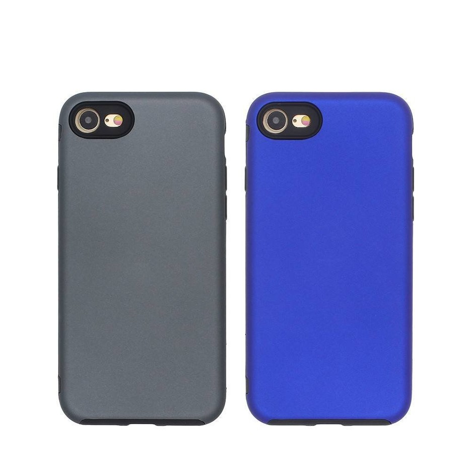 TPU Apple iPhone 7 Case with Rubberized Back Cover