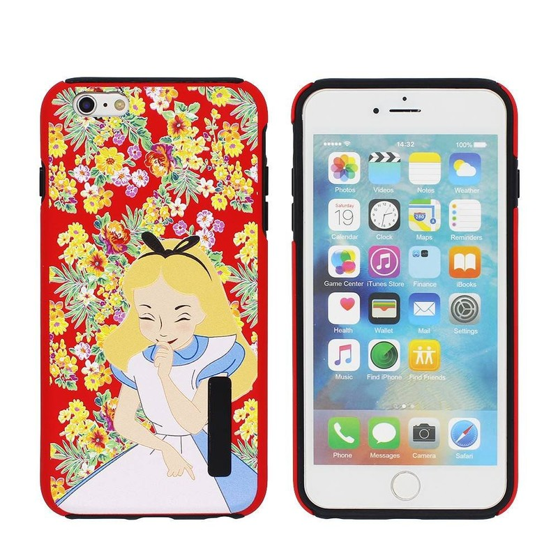Caja al por mayor de la contraportada de la pintura del color TPU para el iPhone 6S / 7/8 / 8Plus